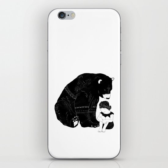 Shelter iPhone & iPod Skin