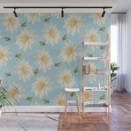 Leucanthemum Wall Mural