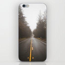 Chasing the Fog iPhone Skin