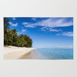 Beach Day- Cook Islands Rug