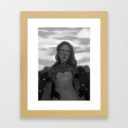Non Believer Framed Art Print