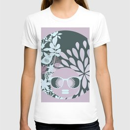 Afro Diva : Sophisticated Lady Pastel T-shirt