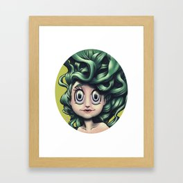 Raise Framed Art Print