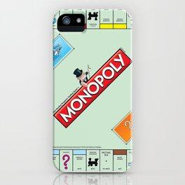 Monopoly iPhone Case