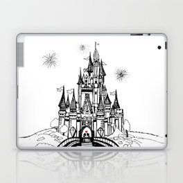 Mouse in Love Laptop & iPad Skin