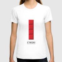 tetris T-shirts featuring Tetris by Eren Alkan