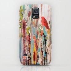 la vie comme un passage Galaxy S5 Slim Case