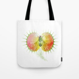 VENUS FLYTRAP (welcome to the afterlife) Tote Bag