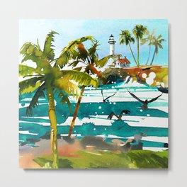 Seascape #8 Metal Print