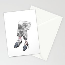 Shoesed coolness Stationery Cards