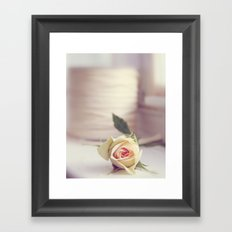 Ready to live Framed Art Print