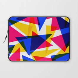 CMYK Shard Laptop Sleeve
