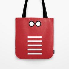Where's Waldo Minimalism Tote Bag
