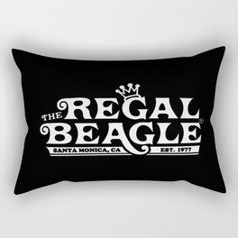 The Regal Beagle - Three's Company Rectangular Pillow