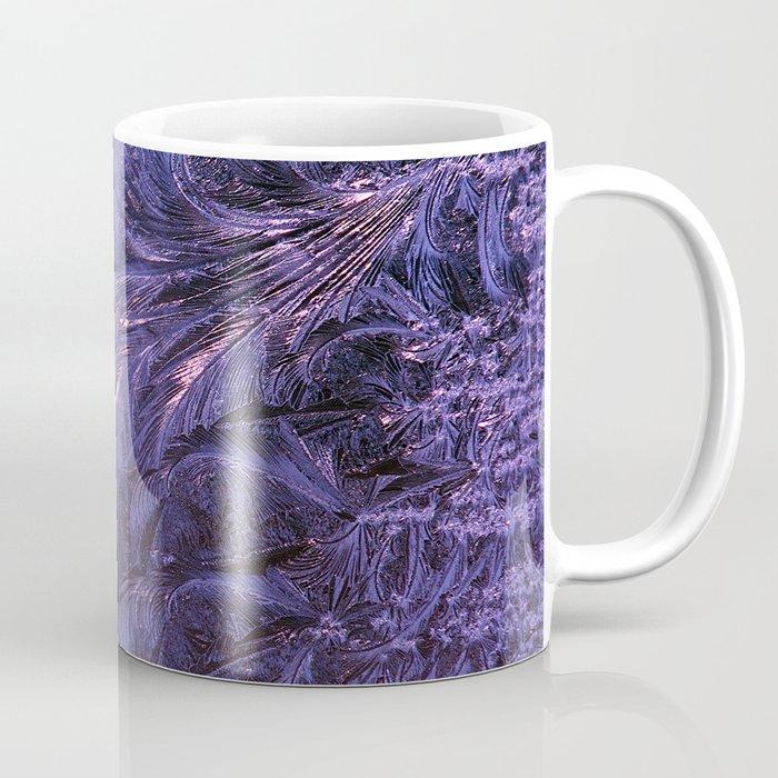 Ice Fractals 2 Coffee Mug