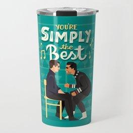 Simply the best Travel Mug
