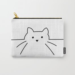 Line Cat Carry-All Pouch