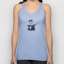 Jack, The Nightmare Before Christmas Unisex Tank Top