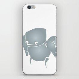 minima - slowbot 001 iPhone Skin