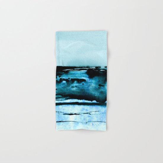 marine luminescence Hand & Bath Towel