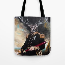 Yes My Deer Tote Bag