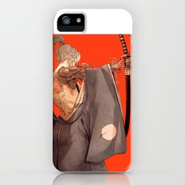 Mantle iPhone Case