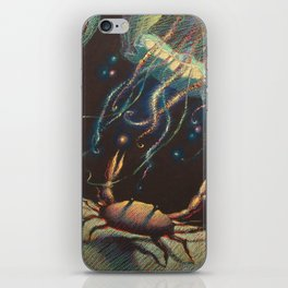 """Light Show"" iPhone Skin"