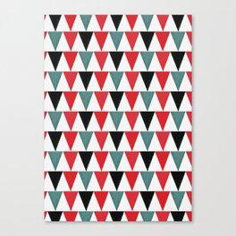 pattern 016 Canvas Print