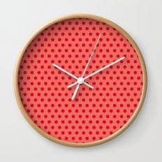 Dots collection  Wall Clock