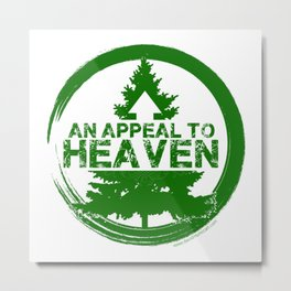 An Appeal To Heaven - David Munoz Art Metal Print