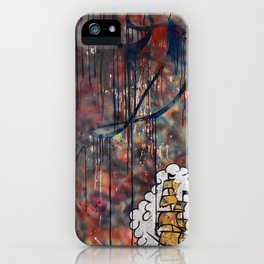 To The End Of The World iPhone Case