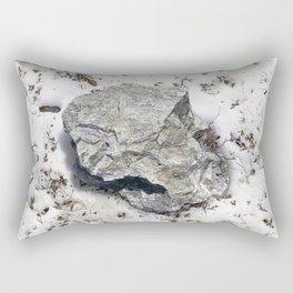 STONES SNOW NUGGET Rectangular Pillow
