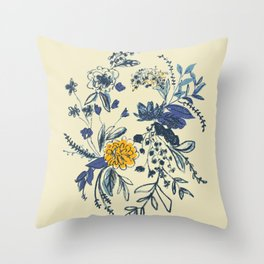 Vulnerability Is Scary, But Look At How Beautiful It Looks Throw Pillow