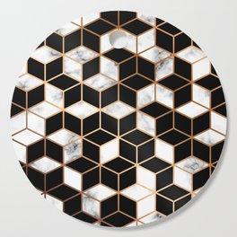 Marble & Geometry 005 Cutting Board