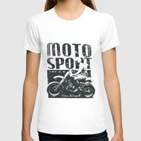 sport T-shirts featuring Motor Sport by Tshirt-Factory