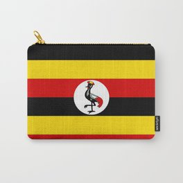 Flag of Ugandan Carry-All Pouch