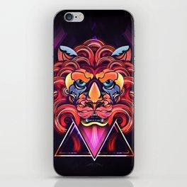 Leon de Girardot iPhone Skin