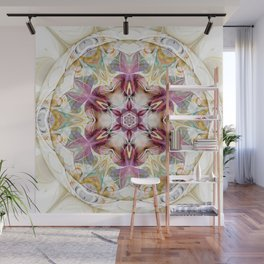 Mandalas from the Heart of Change 7 Wall Mural
