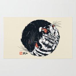 Taichi Tiger Rug