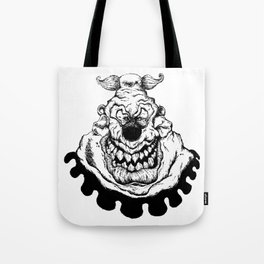 Waffles the Clown Tote Bag