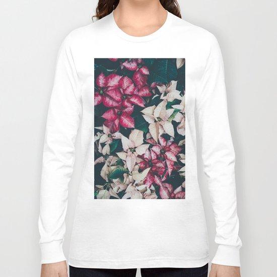 Botanical Beauty Long Sleeve T-shirt