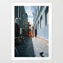 Callejón Art Print