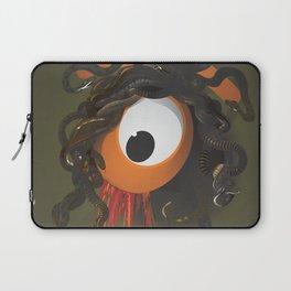 medusa's eye Laptop Sleeve