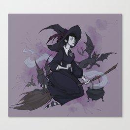 Iren Horrors Witchsona Canvas Print