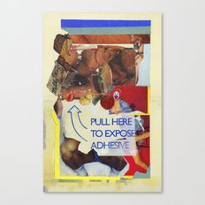 TWERK Canvas Print