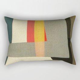Padmasana (Lotus Position) Rectangular Pillow