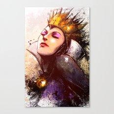 Evil Queen Canvas Print