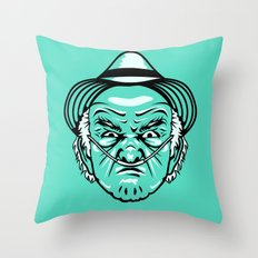 Tio Salamanca Throw Pillow