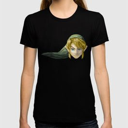 Triangles Video Games Heroes - Link T-shirt