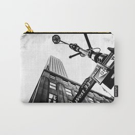 West 33rd street Carry-All Pouch